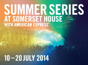 Summer Series Tickets