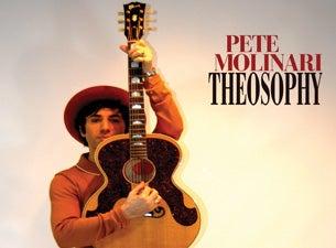 Pete MolinariTickets