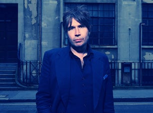 Justin Currie Tickets