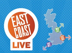 East Coast Live At Ipswich Chantry Park Tickets