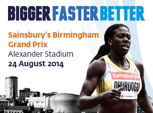 Sainsbury's Grand Prix - Birmingham Tickets