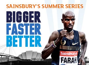Sainsbury's Glasgow Grand Prix Tickets