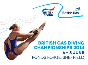 British Gas Diving Championships Tickets