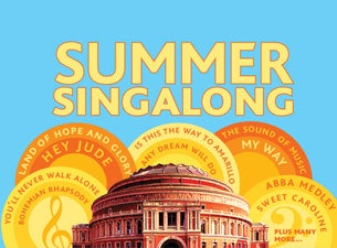 Summer Singalong Tickets