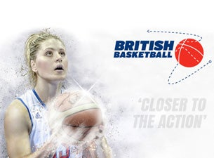 Women's Basketball - Great Britain Vs. Lithuania Tickets