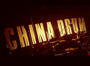 China Drum Tickets