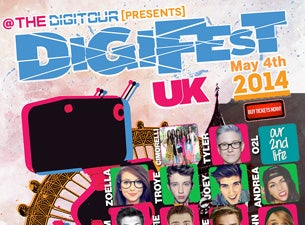 Digifest Tickets