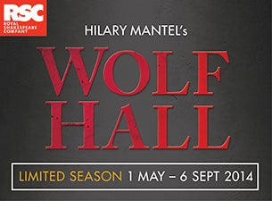 Wolf Hall Tickets