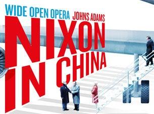 Nixon In ChinaTickets