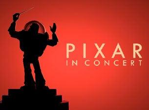 Pixar In ConcertTickets