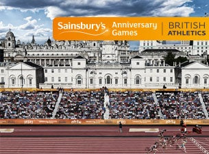Sainsbury's Anniversary Games Tickets