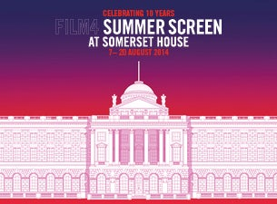 Film 4 Summer Screen at Somerset House Tickets