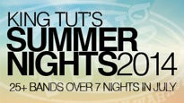 More Info AboutKing Tut's Summer Nights 2014 - Gerry Cinnamon