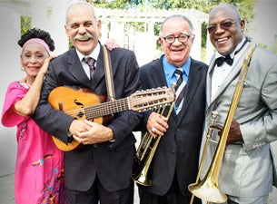 Orquesta Buena Vista Social Club Tickets