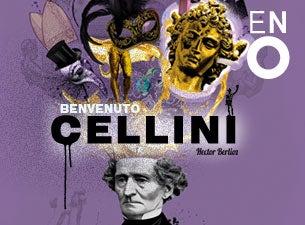 Benvenuto CelliniTickets