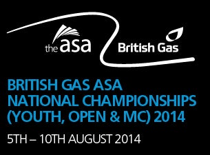 British Gas ASA National Youth Championships Tickets