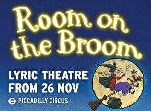 Room On the BroomTickets