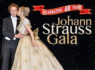 Johann Strauss GalaTickets