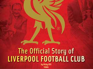 The Official Story of Liverpool Football Club Tickets