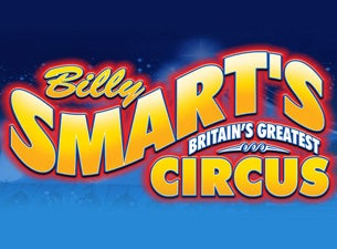 Billy Smart's Circus Tickets