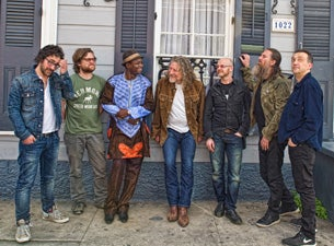 Robert Plant & Sensational Space Shifters Tickets