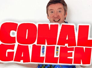 Conal Gallen Tickets