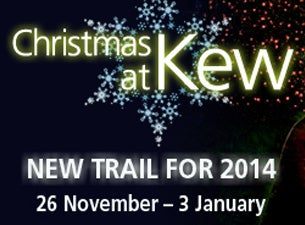 Christmas At Kew Tickets