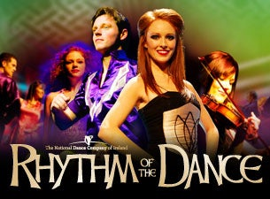 Rhythm of the Dance Tickets