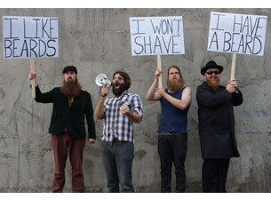 The Beards Tickets