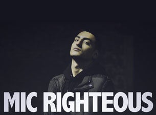 Mic Righteous Tickets