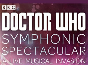 Doctor Who Symphonic Spectacular Tickets