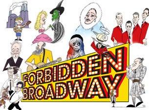 Forbidden BroadwayTickets