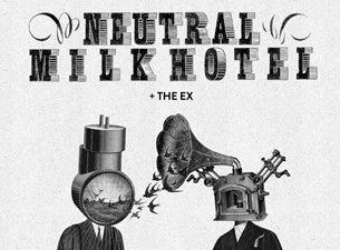 Neutral Milk Hotel Tickets