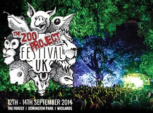 Zoo Project Festival Tickets