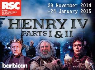 Henry IVTickets