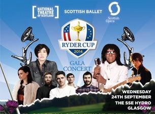 Ryder Cup GalaTickets