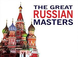 Russian MastersTickets
