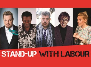 Stand Up with Labour - Eddie Izzard + Guests Tickets