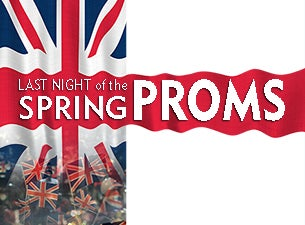 Last Night of the Spring Proms Tickets
