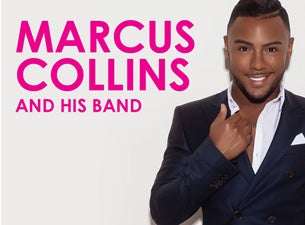 Marcus Collins Tickets