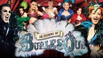 An Evening of Burlesque Tickets