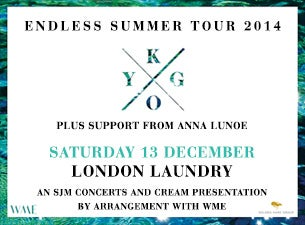 Kygo Tour Dates and Concert Tickets | Eventful