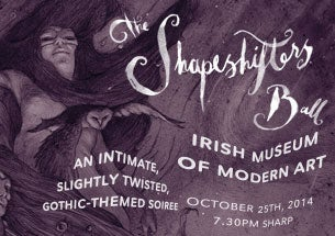 The Shapeshifters Ball