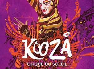 Cirque Du Soleil KoozaTickets