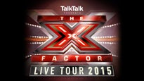 X Factor Live Tickets