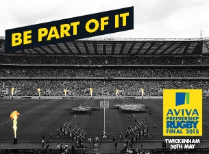 AVIVA Premiership Rugby Final Tickets