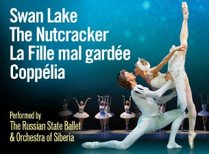 The Nutcracker - Russian State Ballet of Siberia Tickets