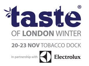 Taste of London WinterTickets