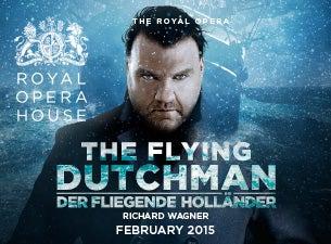 Flying DutchmanTickets