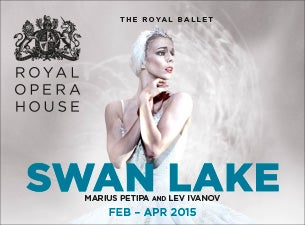 Swan Lake - Royal Opera House Tickets